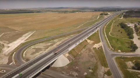 27 августа 2020 открыто движение почти на всем протяжении Тавриды от Керчи до Севастополя: скажи пробкам - НЕТ!